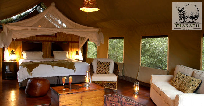 Thakadu River Camp Most Popular Tented Camp Discounted